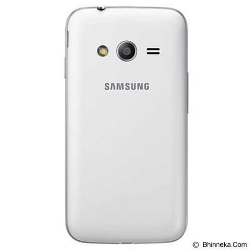 SAMSUNG Galaxy V [G-313Hz] (Garansi Merchant) - White - Smart Phone Android